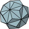 小2重3角20・12面体の双対