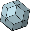 菱形30面体