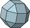 小菱形立方8面体