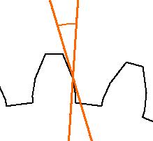 歯車の圧力角